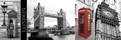 A Glimpse of London-Jeff Maihara-Art Print