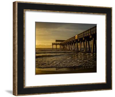 A Golden Glow-Glenn Taylor-Framed Art Print