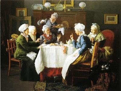 Grandmothers Tea