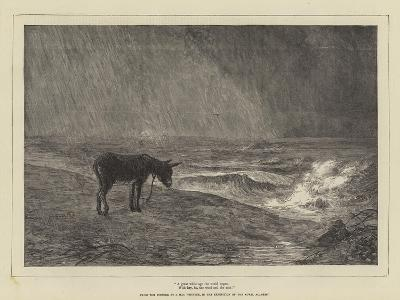 A Great While Ago the World Began, with Hey, Ho, the Wind and the Rain!-John MacWhirter-Giclee Print