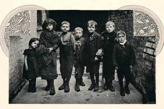 'A Group of the Aristocracy', 1901-Unknown-Photographic Print