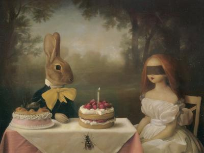 A Guess Is as Good as the Wish-Stephen Mackey-Art Print