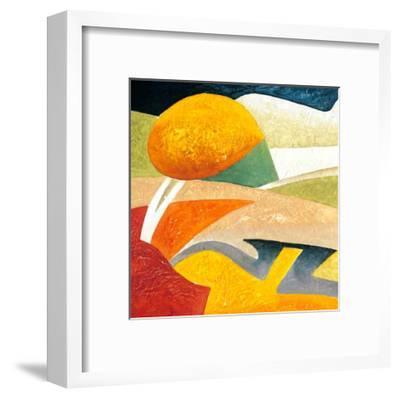 A Gust of Wind I-Marko Viridis-Framed Art Print