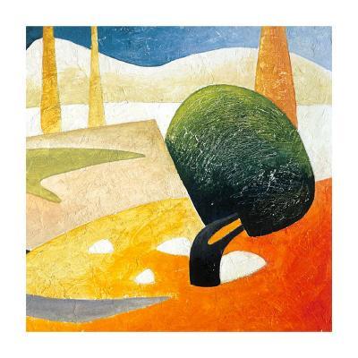 A Gust of Wind II-Marko Viridis-Art Print
