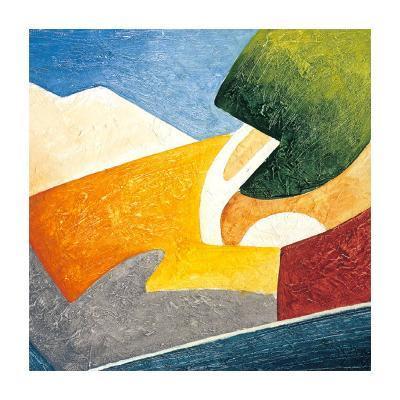 A Gust of Wind IV-Marko Viridis-Art Print