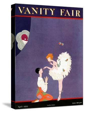 Vanity Fair Cover - April 1922