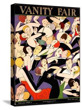 Vanity Fair Cover - February 1926