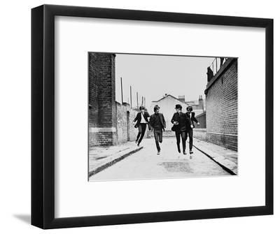 A Hard Day's Night, 1964--Framed Premium Photographic Print