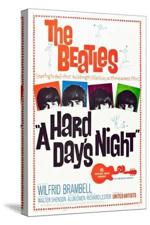 A Hard Day's Night, the Beatles, 1964