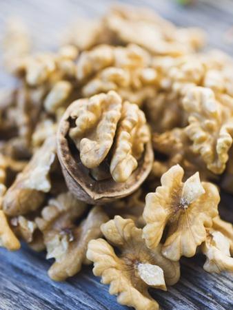 A Heap of Shelled Walnuts