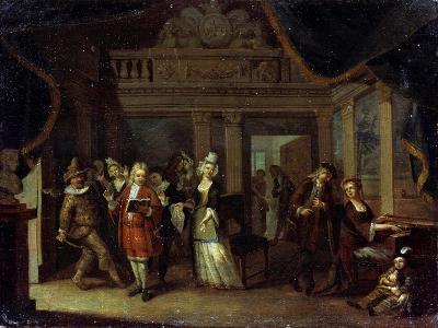 A House Concert, 18th Century-Jan Josef Horemans-Giclee Print