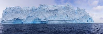 A Huge Grounded Iceberg Rests in Cierva Cove-Stephen Alvarez-Photographic Print