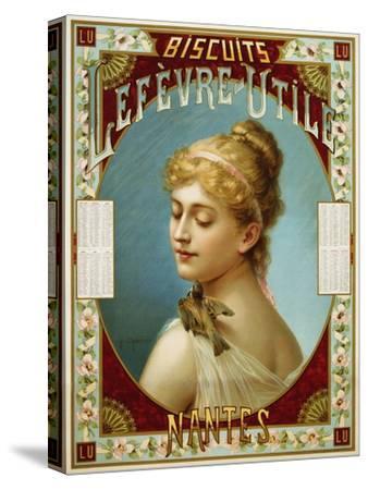 Biscuits Lefevre-Utile Poster
