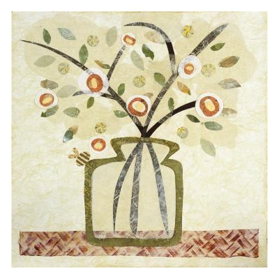 A Jar of Flowers I-Kate Endle-Premium Giclee Print