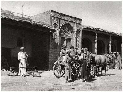 Smiling Faces, Iraq, 1925