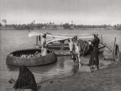 Transport in Iraq, 1925