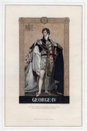 George IV, King of Great Britain and Ireland