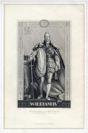 William IV of the United Kingdom, 19th Century