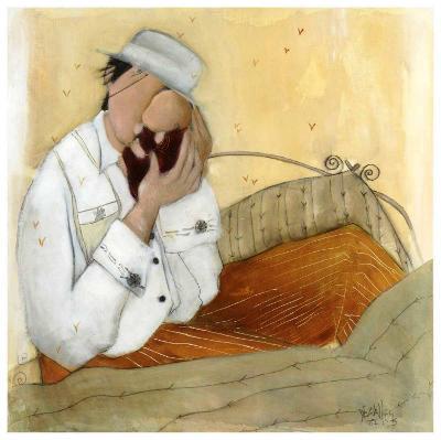 A l'Abri-Dom Dewalles-Art Print
