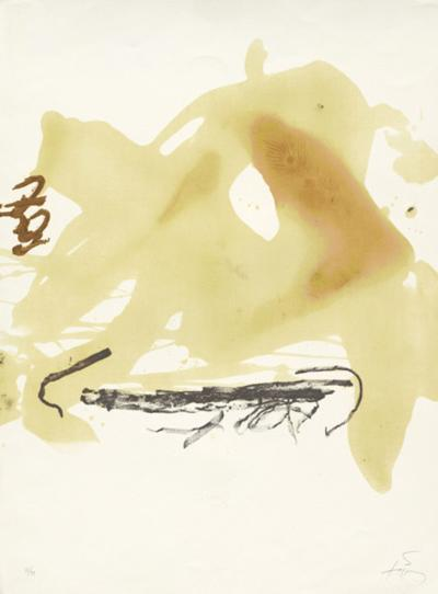 A.L. Aparicions-Antoni Tapies-Limited Edition
