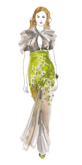 A La Mode III-Sandra Jacobs-Art Print