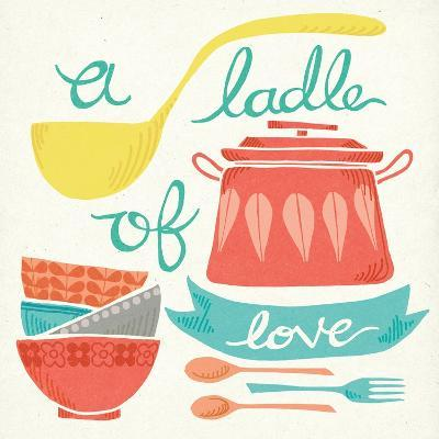 A Ladle of Love-Mary Urban-Art Print
