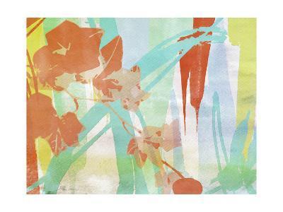 A Leaf Was Born I-Irena Orlov-Art Print