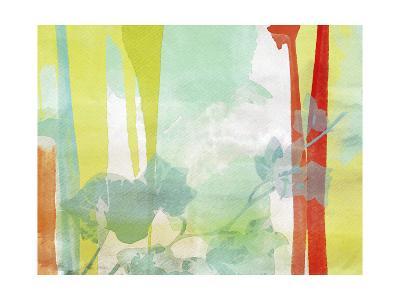 A Leaf Was Born II-Irena Orlov-Art Print