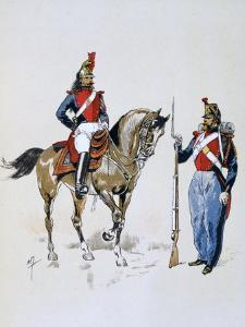Paris Guard, 11 December 1852 - 10 September 1870 by A Lemercier