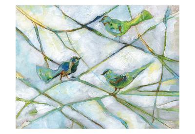 A Little Bird Told Us-Smith Haynes-Art Print