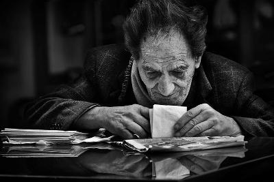 A Little Secret...-Antonio Grambone-Photographic Print