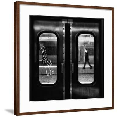 A Lonely Passage-Laura Mexia-Framed Art Print