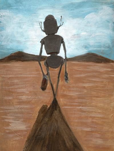 A Long Walk-Craig Snodgrass-Giclee Print