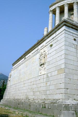 Trophy of Augustus, La Turbie, France