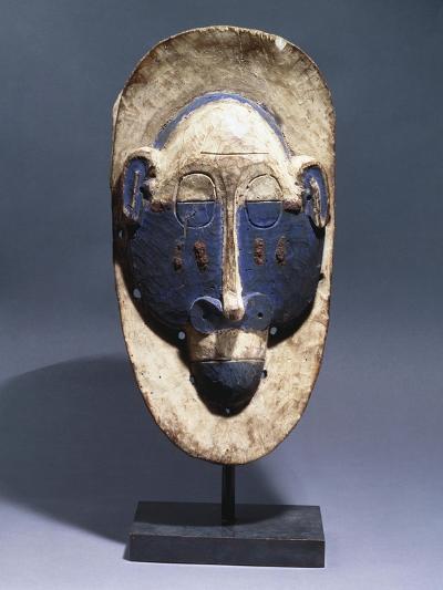 A Lula Mask--Giclee Print