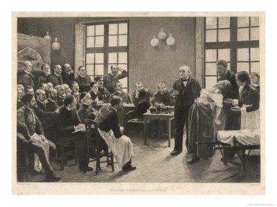 Charcot and Asylum Patient