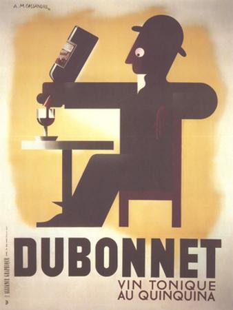 Dubonnet (Small) by A^M^ Cassandre