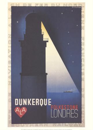 Dunkerque by A^M^ Cassandre