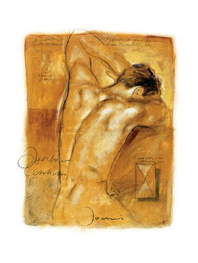A Man's Desire-Joani-Art Print