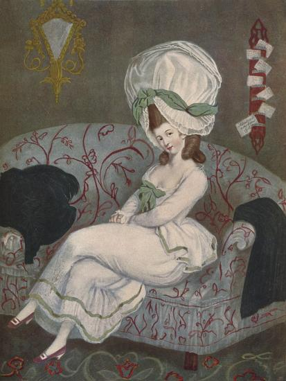 A Man-Trap, 1780, (1903)-Unknown-Giclee Print