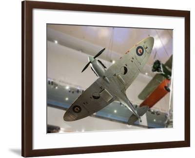 A Mark 1A Spitfire--Framed Photographic Print