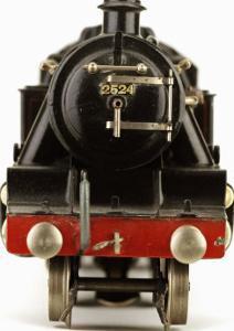 A Marklin-Bodied Bassett-Lowke Lms 2-6-4 Tank Locomotive No. 2524