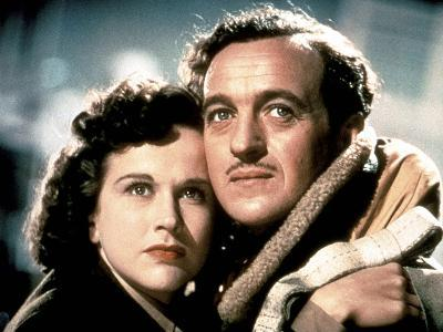 A Matter Of Life And Death, (AKA Stairway To Heaven), Kim Hunter, David Niven, 1946--Photo