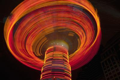 A Merry-Go-Round; Bangkok, Thailand-Design Pics Inc-Photographic Print