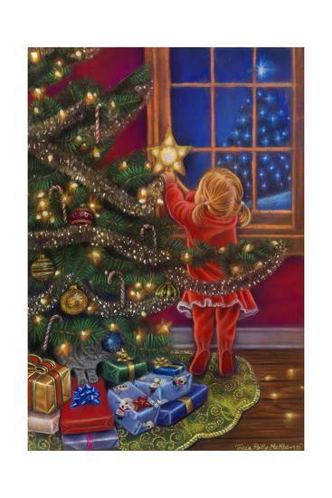 A Merry Little Christmas-Tricia Reilly-Matthews-Giclee Print