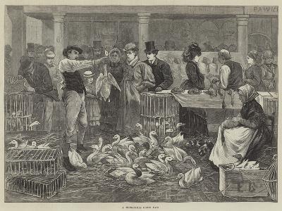 A Michaelmas Goose Fair--Giclee Print