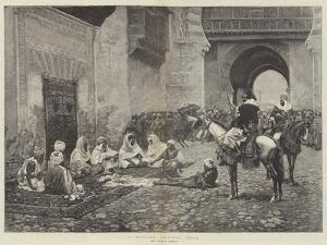 A Moorish Criminal Trial