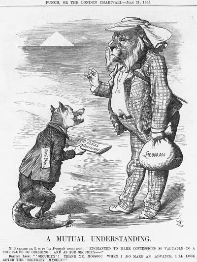 A Mutual Understanding, 1883-Joseph Swain-Giclee Print