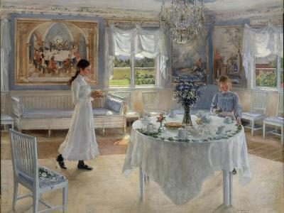 A Name Day-Fanny Brate-Giclee Print