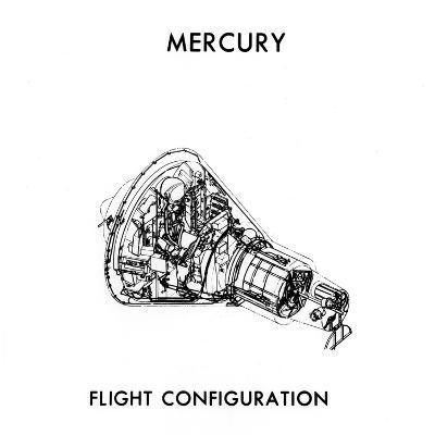A NASA Mercury-Atlas Module, C1960S--Giclee Print